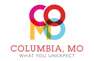 Columbia Convention and Visitor's Bureau logo
